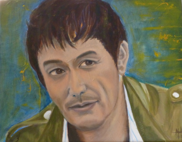Hiroshi Abe by clinchamps